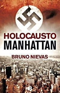 La nueva novela de Bruno Nievas ya tiene portada