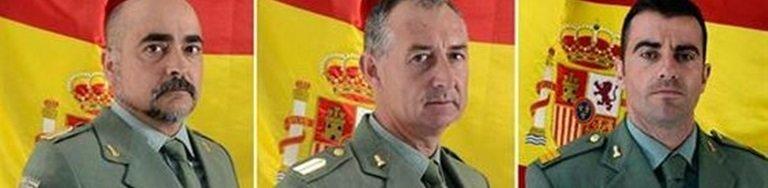 La explosión que mató a dos brigadas y un sargento en la base de la Brileg de Viator se produjo en el interior de un vehículo BMR