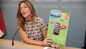 El Ayuntamiento de Almería pone en marcha un nuevo servicio de información municipal mediante SMS