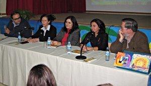 Concha Castro presenta su libro 'Urcitania, Reino del Sol'