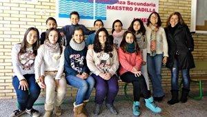 EL IES Maestro Padilla impulsa proyectos europeos a través del Programa Comenius