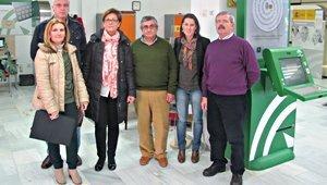 La junta realiza mejoras en las instalaciones de la for Oficina empleo almeria