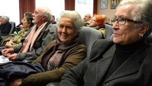 Un centenar de mayores aprenden en la UAL sobre cómo envejecer de forma activa en la 'Europa del conocimiento'