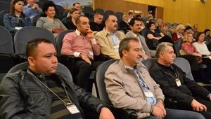 Profesores y personal de nueve universidades europeas visitan Almería en la V International Week