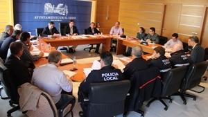 La Junta Local de Seguridad aprueba el Plan de Autoprotección que velará por el buen desarrollo de las fiestas de San Marcos en El Ejido