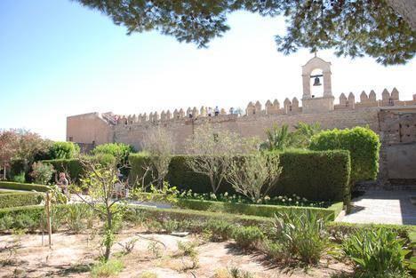 La campana de la Vela de La Alcazaba volverá a repicar el próximo 15 de septiembre