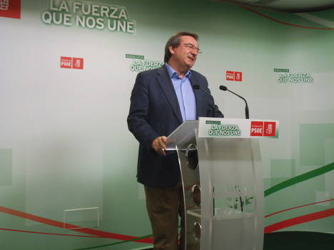 Fernando Martínez anuncia que el PSOE saldrá a la calle para elaborar el programa de las municipales con los ciudadanos
