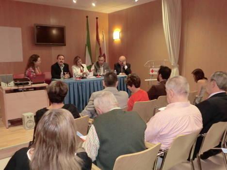 El Centro de Participación Activa Almería II acoge las I Jornadas de Cruz Roja y el Consejo Provincial de Mayores