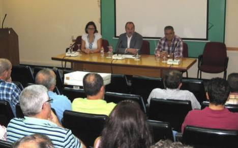 Agentes de Medio Ambiente de Almería participan en un curso de la Junta sobre normativa ambiental