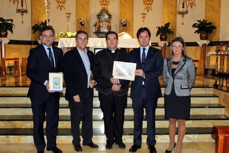 Presentación del libro 'Reflexiones y Testimonios', en conmemoración del 150 aniversario del nacimiento de San José Rubio