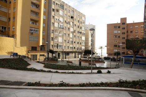 El Ayuntamiento abre esta semana la ampliación de la plaza Carabineros