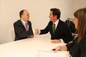 Ayuntamiento e Indigo DMC firman un acuerdo de colaboración para promocionar El Ejido en el mercado alemán, francófono y asiático