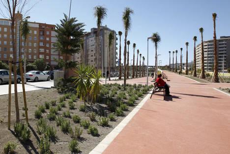 El Parque de la Estación es desde hoy una realidad abierta al tránsito peatonal