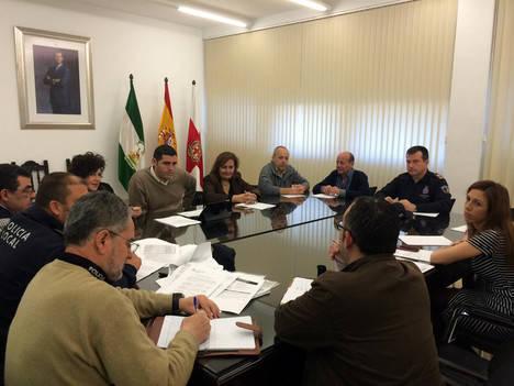 El Ayuntamiento de Almería intensifica las reuniones de trabajo para preparar la Semana Santa