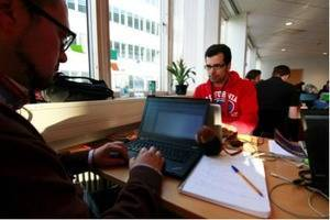 Un equipo liderado por la UAL gana en Suecia un hackaton internacional dedicado al Internet de las cosas