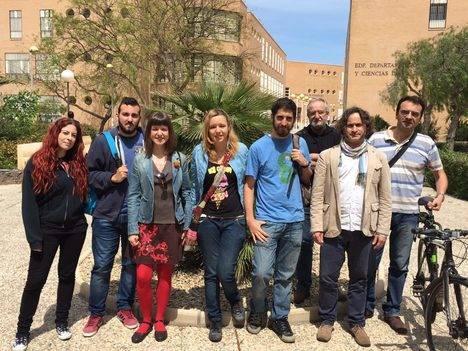 El grupo de apoyo a Podemos en la UAL funcionará como foro de conocimiento y propuestas