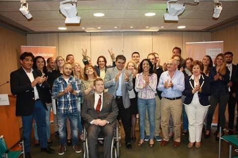"""Miguel Cazorla: """"Salimos a ganar las elecciones"""""""