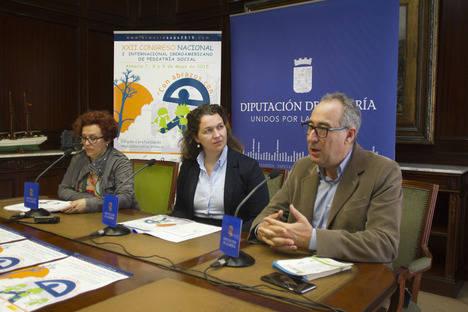 Almería se convertirá en el centro neurálgico de la Pediatría Social del 7 al 9 de mayo