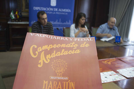 La Diputación colabora con la V edición de Alpujarra y Pedal