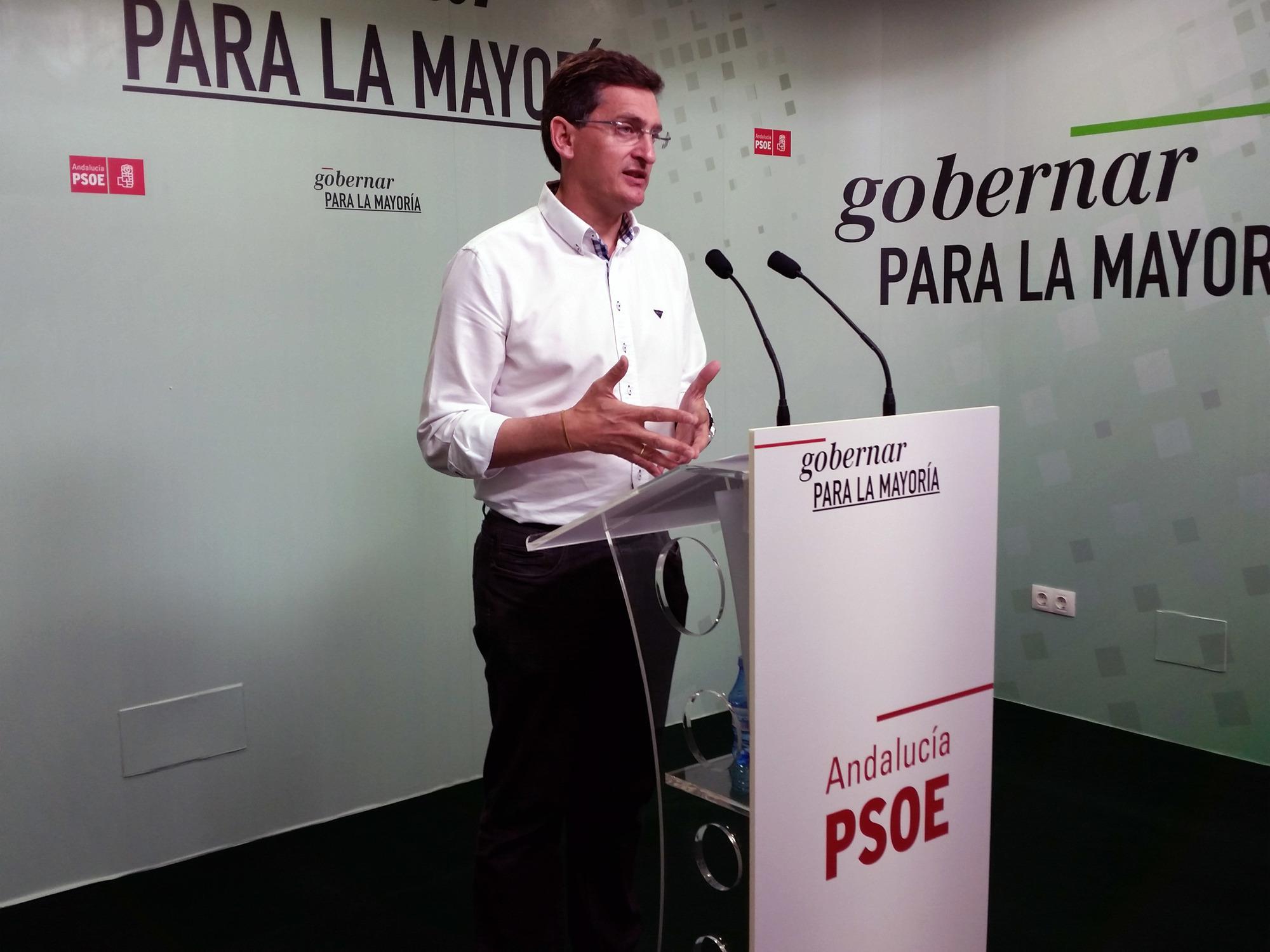 Sánchez Teruel pide que la pluralidad parlamentaria no suponga el bloqueo de la investidura de Susana Díaz