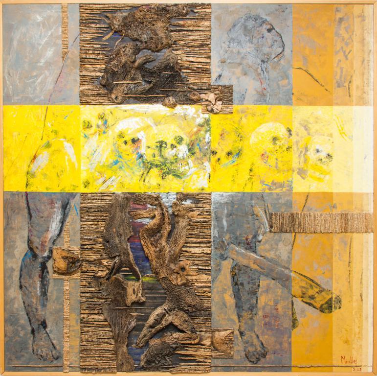 La sala de exposiciones temporales del Museo de Almería estará dedicada al pintor Juan Ruiz Miralles