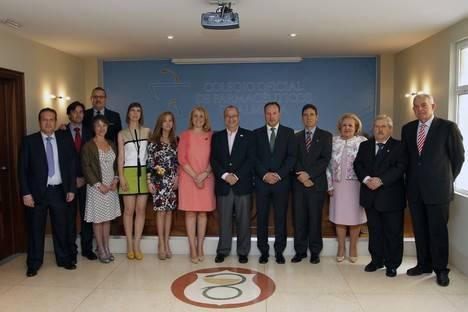 Pepita Ortega Martínez es reelegida presidenta del Colegio de Farmacéuticos de Almería