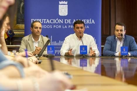 Diputación trae 3.500 turistas alemanes a la provincia durante seis meses