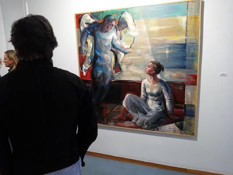 La exposición de Carmen Pinteño en el CAMA se amplía hasta el 24 de mayo