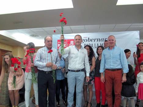 El PSOE de Cuevas del Almanzora bajará el IBI y fomentará Planes de empleo, aprovechando los recursos del municipio