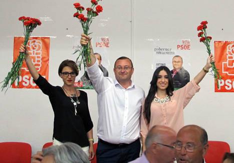"""El candidato socialista de Antas se compromete con la transparencia para conseguir un Ayuntamiento """"cercano, sencillo y eficaz"""""""