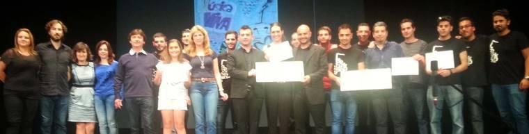 El Trío Zaffire y el trío Ziryab ganan el IX Concurso Musica Viva 2015 de Roquetas de Mar