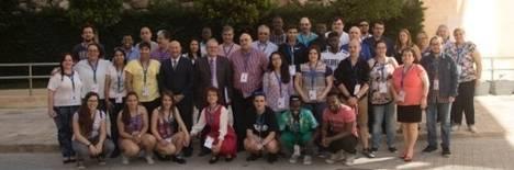 Voluntarios almerienses de Andalucía Compromiso Digital mejoran sus conocimientos y motivación en un encuentro