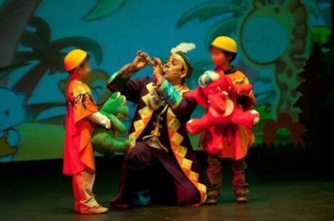 Nueva entrega de teatro escolar con 'La flauta mágica' de la compañía Ferro