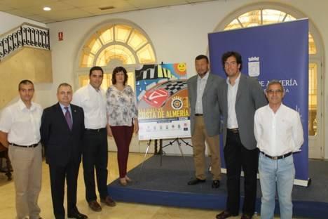 Diputación afianza su colaboración con el Rally 'Costa de Almería'