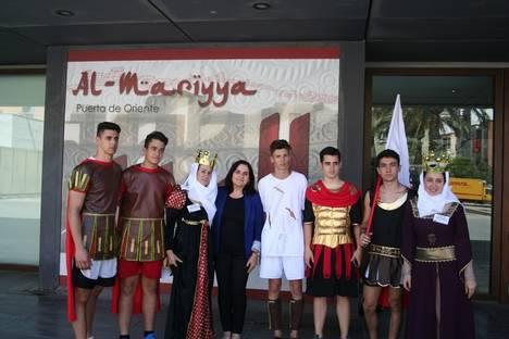 El IES público Celia Viñas celebra el Milenio del Reino de Almería con múltiples actividades