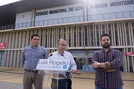 """Luis Rogelio apuesta por la promoción de los deportes minoritarios y las instalaciones de uso libre """"para que todos puedan hacer deporte"""""""