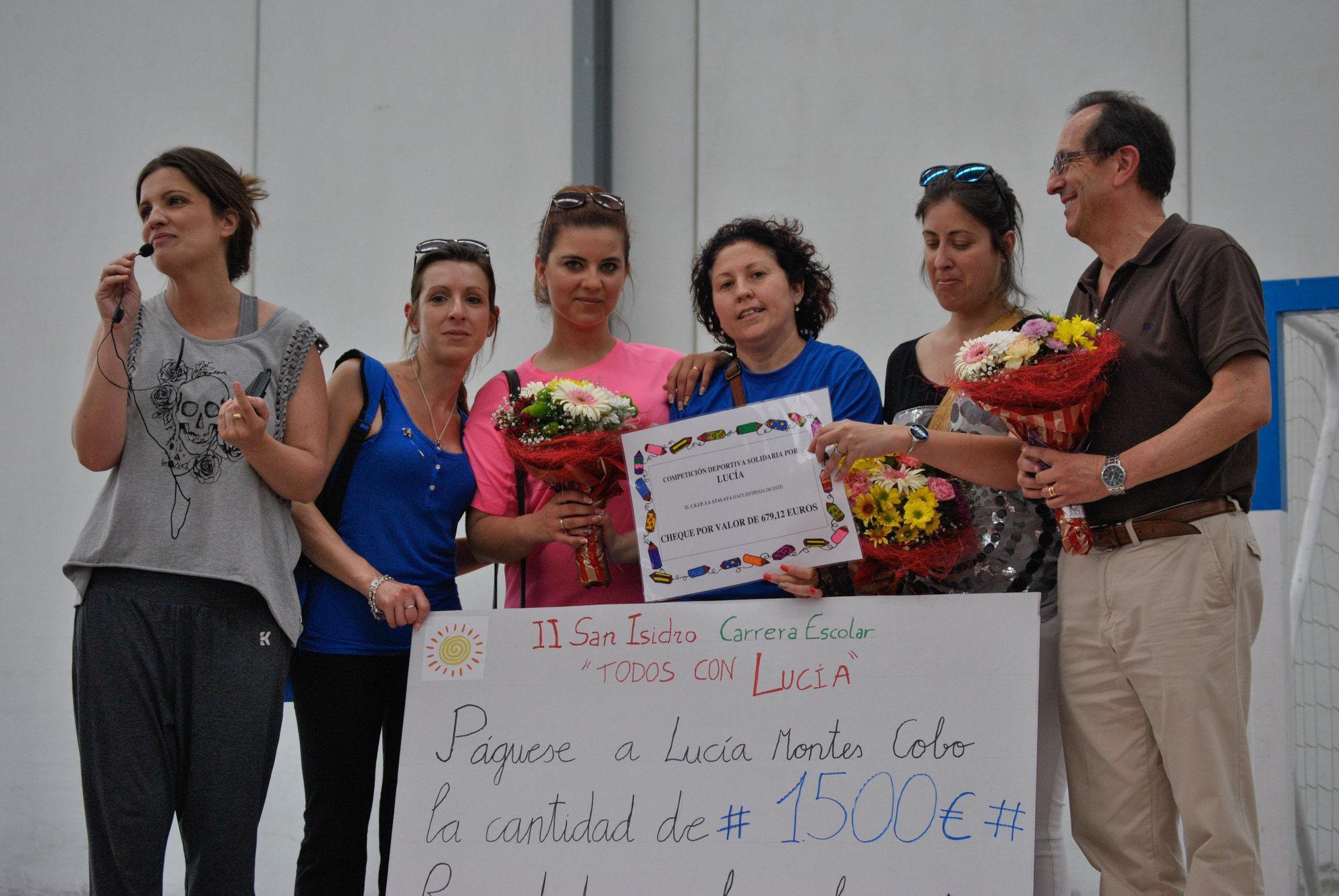 Más de 700 alumnos participan en la II San Isidro Carrera Escolar del colegio Concordia