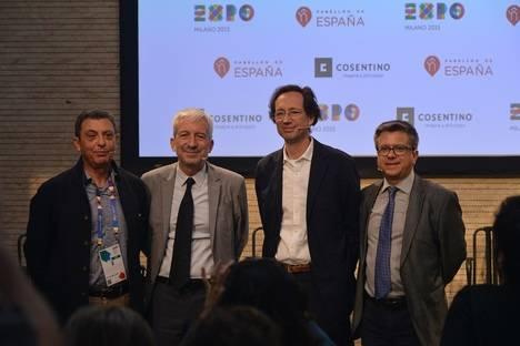 Grupo Cosentino patrocina la obra sobre arquitectura Spain Builds