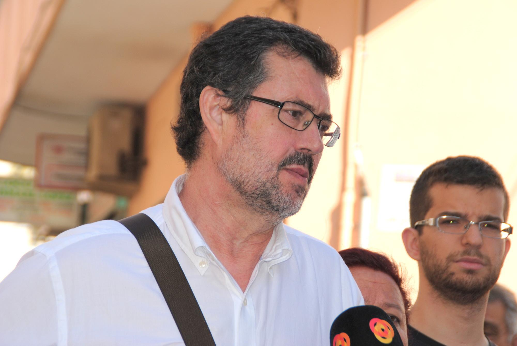 """Rafael Esteban obligará al suministro de agua """"en todos"""" los puntos existentes en la ciudad """"porque es un derecho humano"""""""