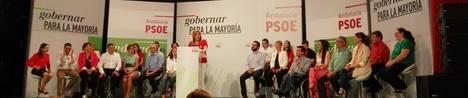 """Susana Díaz dice que """"día a día estamos haciendo muchas cosas por Almería desde el Gobierno de la Junta"""""""