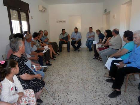 El PSOE de Sorbas fomentará el empleo, mejorará los servicios básicos y bajará los impuestos en el municipio