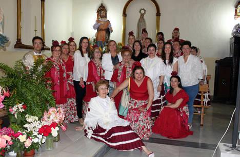 Tabernas celebra la Romería de San Isidro