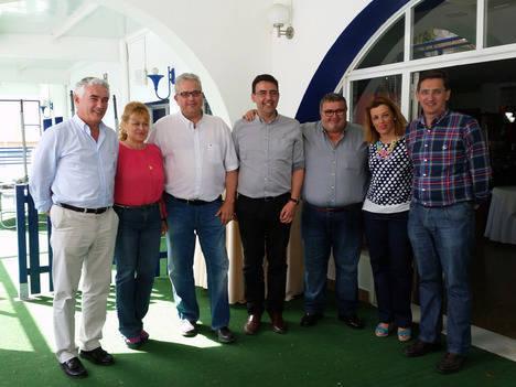 El PSOE impulsa junto al sector agrícola la constitución de una mesa permanente de la agricultura almeriense