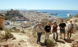 EQUO Almería y Podemos se unen en su reivindicación del patrimonio histórico de la capital