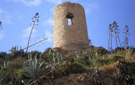 Firmado el contrato de las obras de restauración de La Atalaya de Níjar