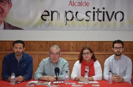 El PSOE de Vícar prevé mejorar la conexión con la A-7 en Venta Gutiérrez y un nuevo enlace con el Bulevar de La Paz
