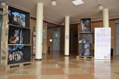 Exposición de fotografía contra la trata de personas con fines de explotación sexual