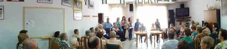 El Partido Popular 'seguirá mimando el barrio de El Parador y extenderá las obras de mejora a otras doce calles'