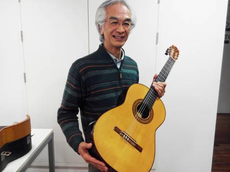 El japonés Jiro Yoshikawa, tercer concierto de 'Guitarra En Estado Puro'