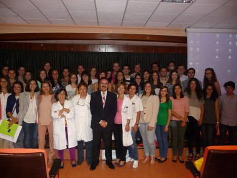 El Complejo Hospitalario Torrecárdenas recibe a 48 nuevos Especialistas Internos Residentes